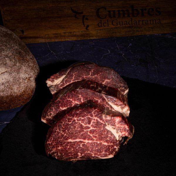 Solomillo de carne de buey premium